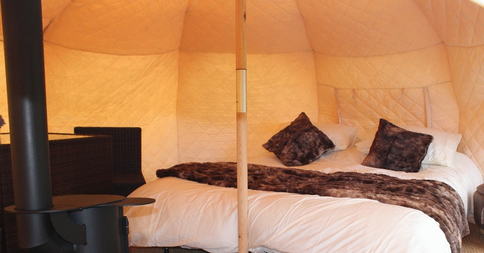 Hadfer Campsite for Glamping, Camper Vans and Tents